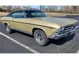 1969 Chevrolet Chevelle Malibu SS (CC-1302141) for sale in Cincinnati, Ohio