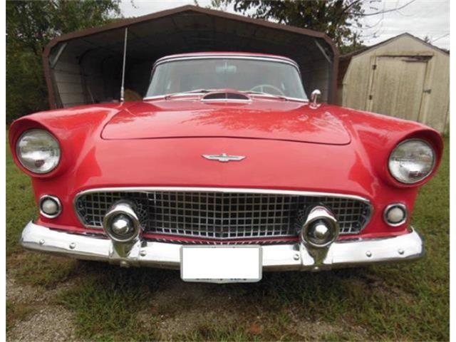 1956 Ford Thunderbird (CC-1302150) for sale in Forsyth , Missouri