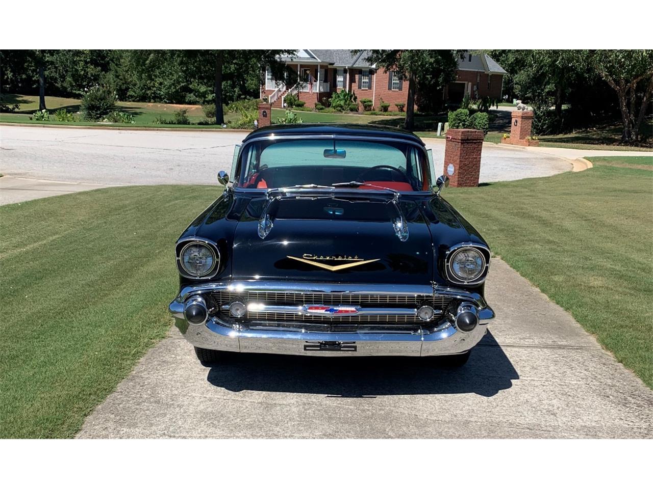1957 Chevrolet Bel Air (CC-1302153) for sale in Jonesboro, Georgia