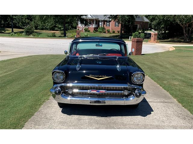 1957 Chevrolet Bel Air (CC-1302153) for sale in Jonesboro, Georgia