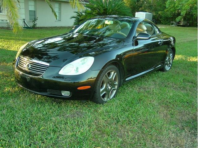 2003 Lexus SC430 (CC-1302160) for sale in Punta Gorda, Florida