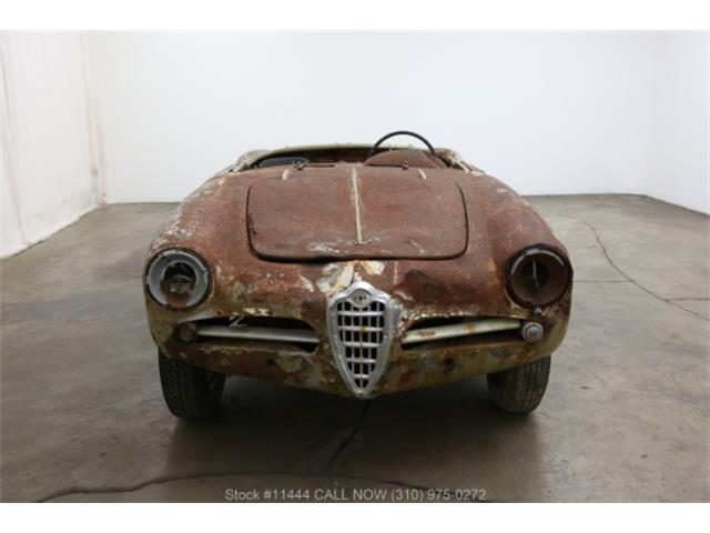 1958 Alfa Romeo Giulietta Spider Veloce (CC-1302167) for sale in Beverly Hills, California