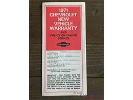 1971 Chevrolet Chevelle Malibu (CC-1302171) for sale in Hiram, Georgia