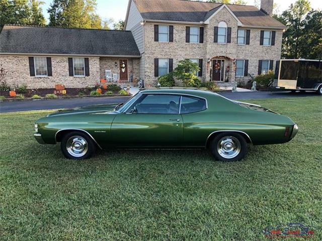 1971 Chevrolet Chevelle Malibu (CC-1302171) for sale in Hiram, Georgia