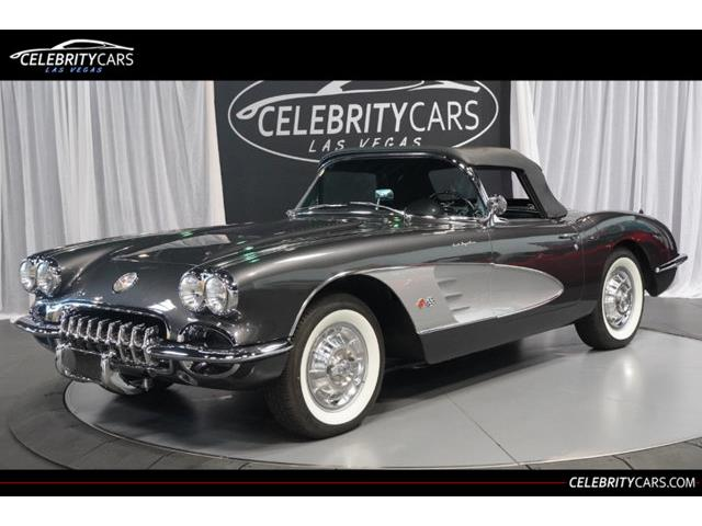 1958 Chevrolet Corvette (CC-1302185) for sale in Las Vegas, Nevada