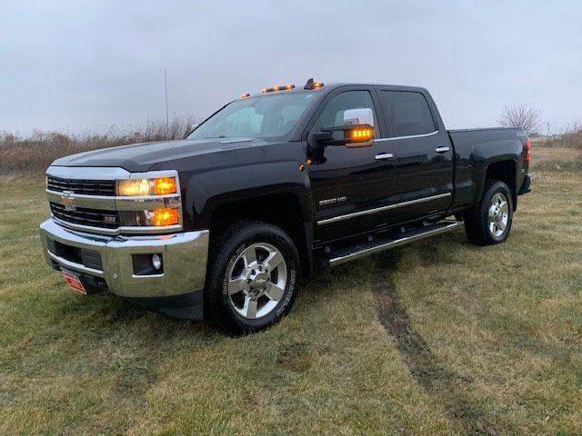 2016 Chevrolet Silverado (CC-1302188) for sale in Clarence, Iowa