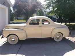 1941 Ford Deluxe (CC-1300022) for sale in Cadillac, Michigan