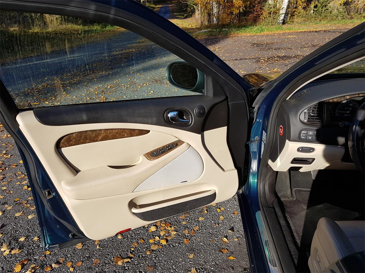 2003 Jaguar S-Type (CC-1302205) for sale in Luumaki, Luumaki
