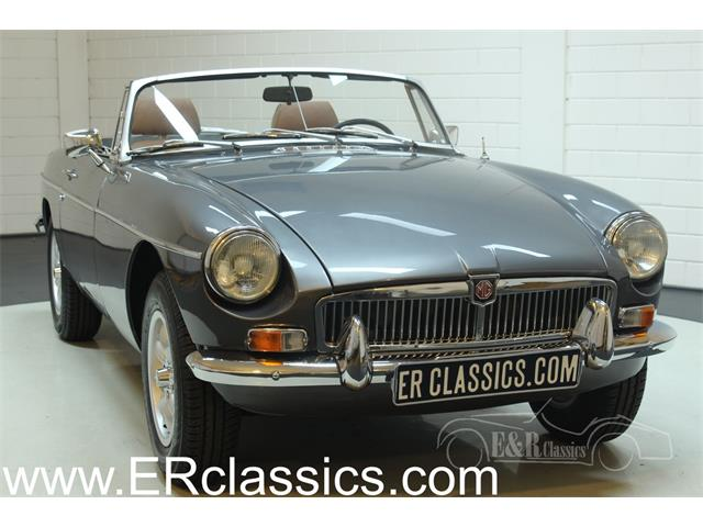 1977 MG MGB (CC-1302208) for sale in Waalwijk, Noord-Brabant