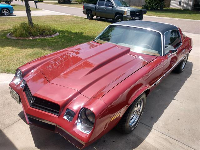 1979 Chevrolet Camaro (CC-1302220) for sale in Summerville, South Carolina