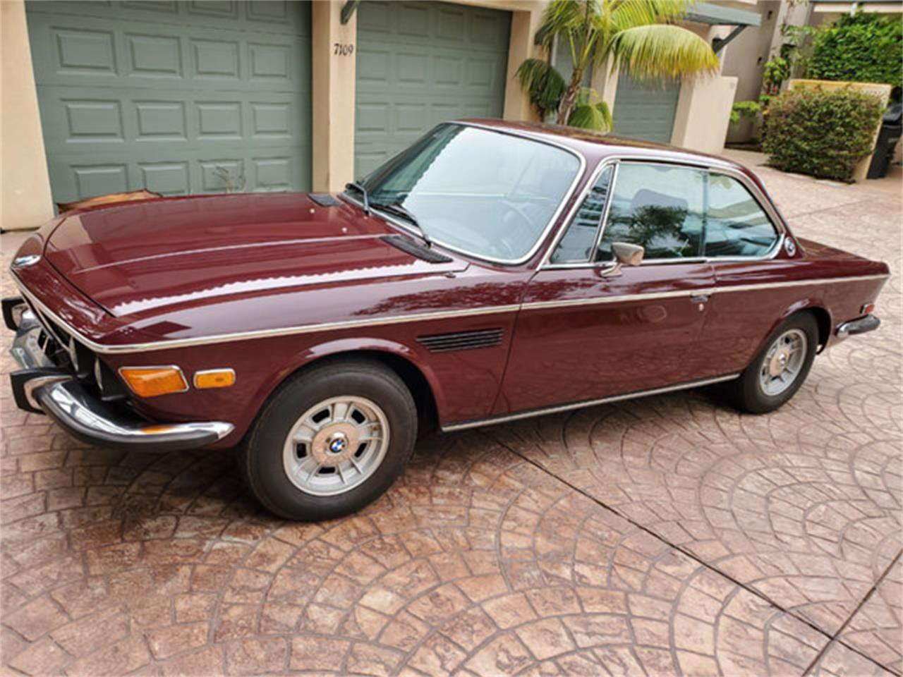 1972 BMW 3.0CS (CC-1302224) for sale in La Jolla, California