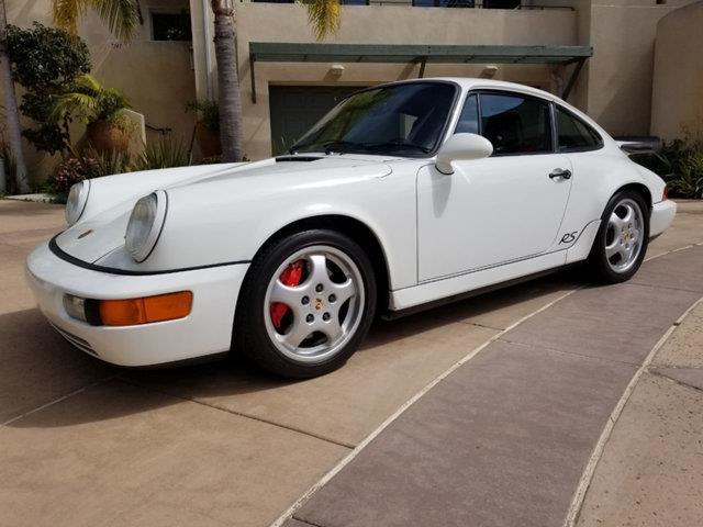 1993 Porsche 964 (CC-1302225) for sale in La Jolla, California