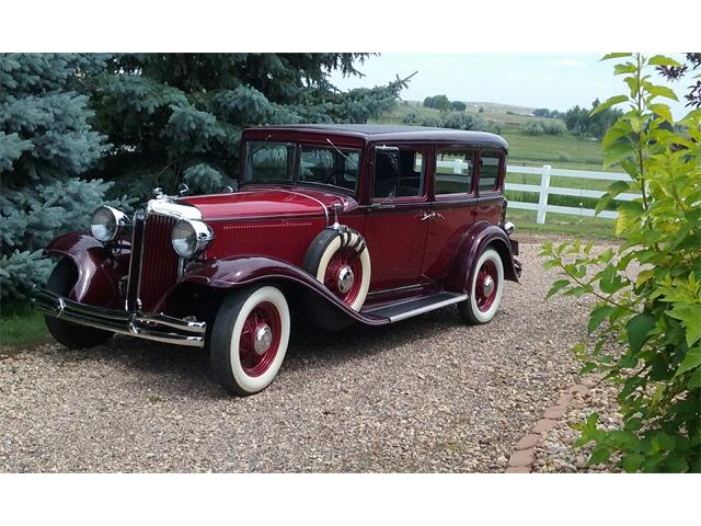 1931 Chrysler CD-8 Royal Special (CC-1302226) for sale in Ault, Colorado
