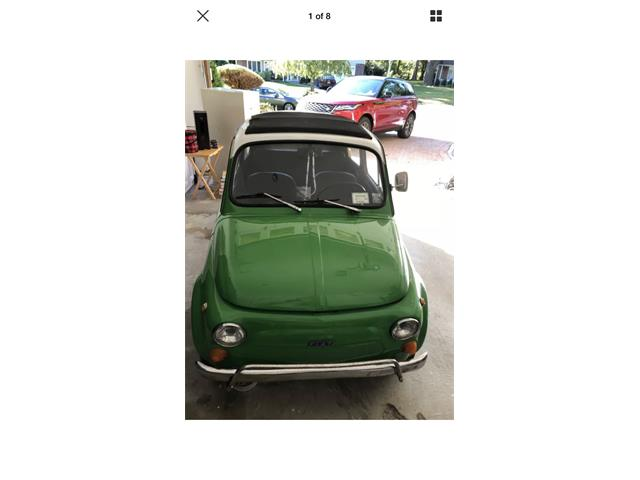 1969 Fiat 500 (CC-1302230) for sale in Little Neck, New York