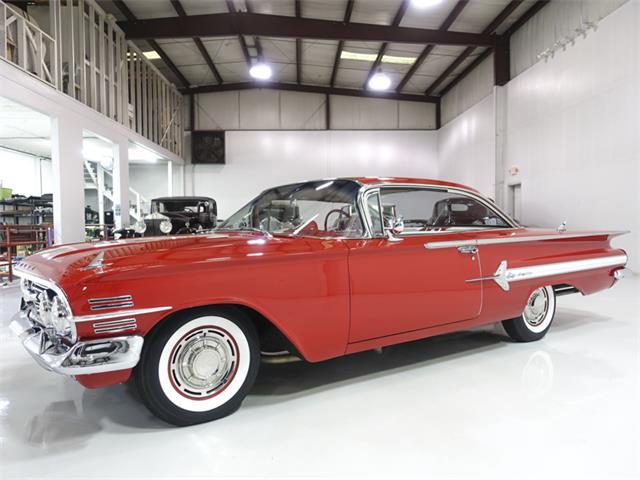 1960 Chevrolet Impala (CC-1302235) for sale in Saint Ann, Missouri