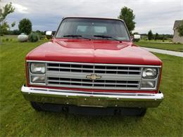 1987 Chevrolet C10 (CC-1302237) for sale in Hebron, Indiana