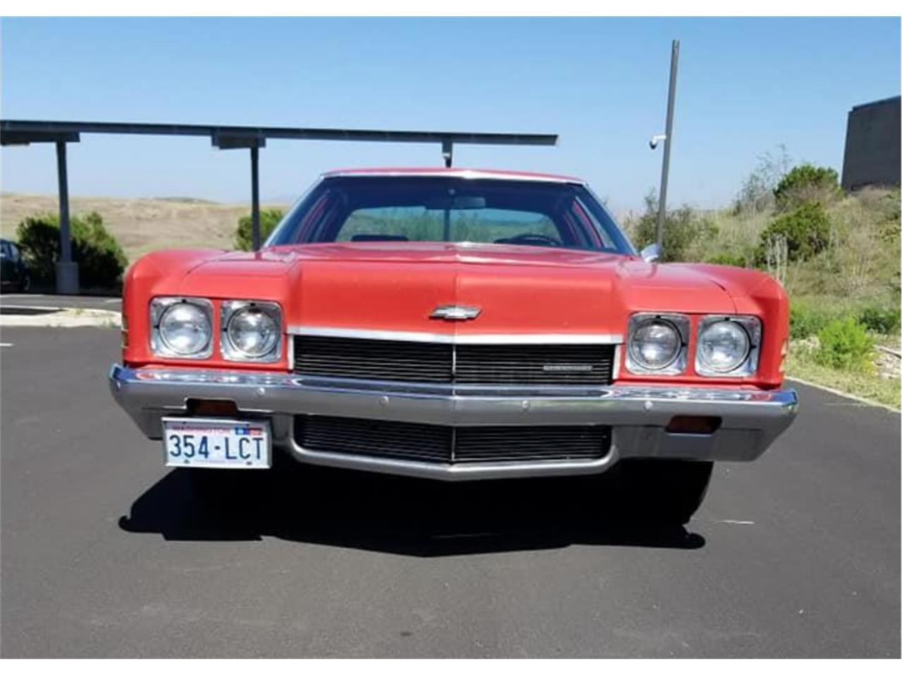 1972 Chevrolet Impala (CC-1302240) for sale in Rapid City, Michigan