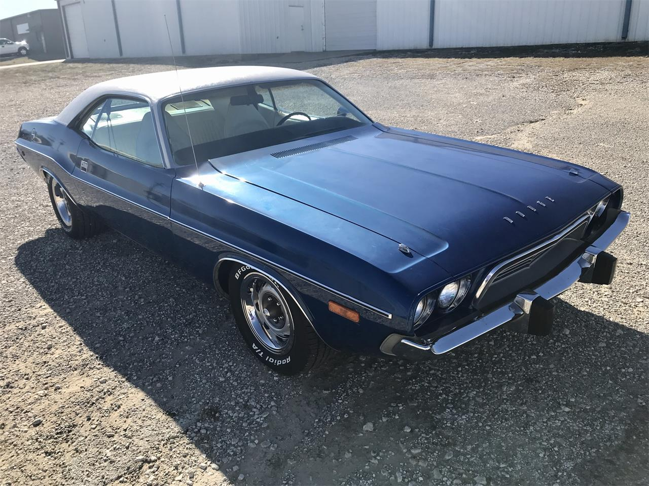 1974 Dodge Challenger (CC-1302248) for sale in Sherman, Texas