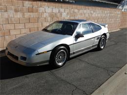 1987 Pontiac Fiero (CC-1302249) for sale in woodland hills, California