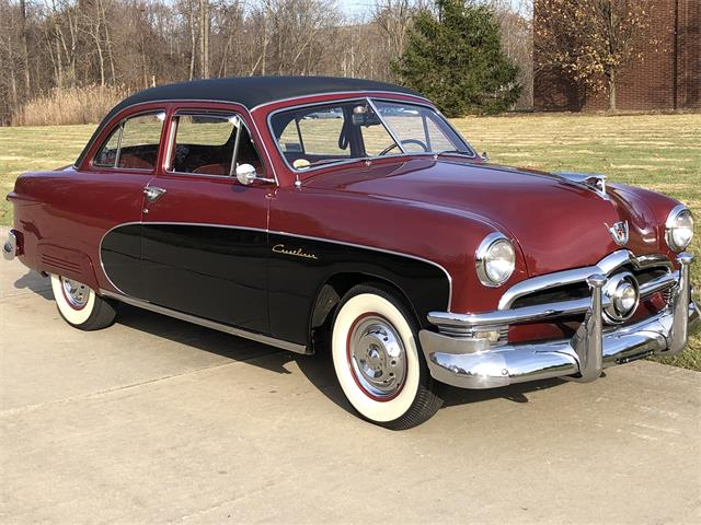 1950 Ford Crestliner (CC-1302255) for sale in Solon , OH