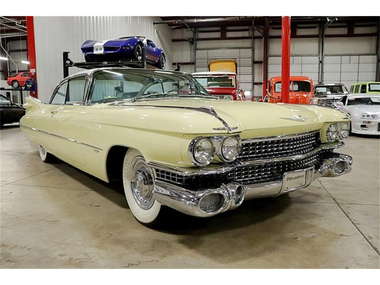 1959 Cadillac Series 62 (CC-1302266) for sale in Kentwood, Michigan