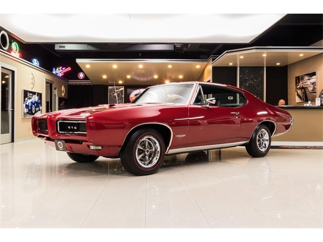 1968 Pontiac GTO (CC-1302269) for sale in Plymouth, Michigan