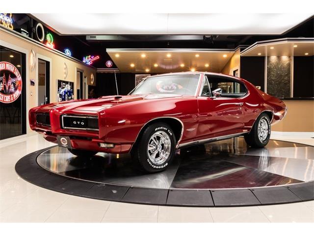 1968 Pontiac GTO (CC-1302269) for sale in Plymouth, Michigan