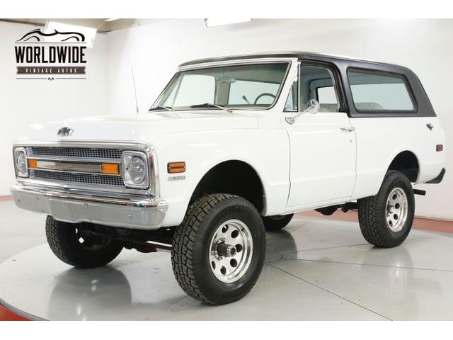 1969 Chevrolet Blazer (CC-1302270) for sale in Denver , Colorado