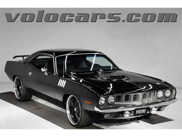 1971 Plymouth Barracuda (CC-1302272) for sale in Volo, Illinois