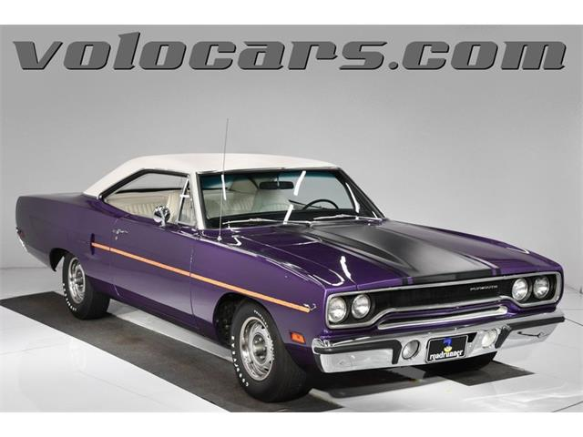 1970 Plymouth Road Runner (CC-1302273) for sale in Volo, Illinois