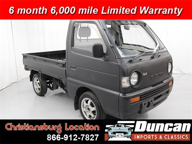 1993 Suzuki Carry (CC-1302281) for sale in Christiansburg, Virginia