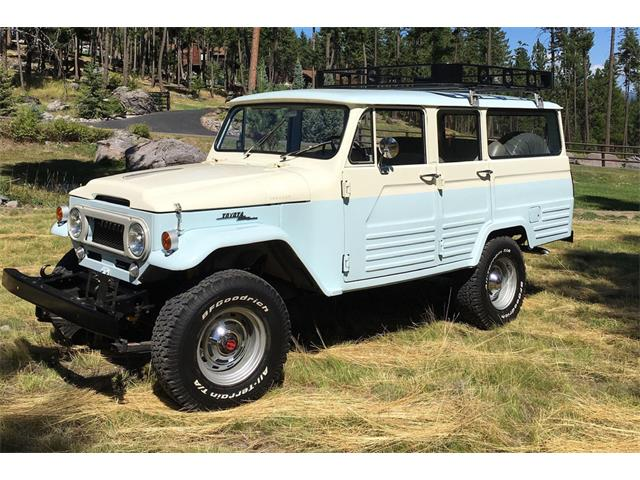 1966 Toyota Land Cruiser FJ (CC-1302289) for sale in Scottsdale, Arizona