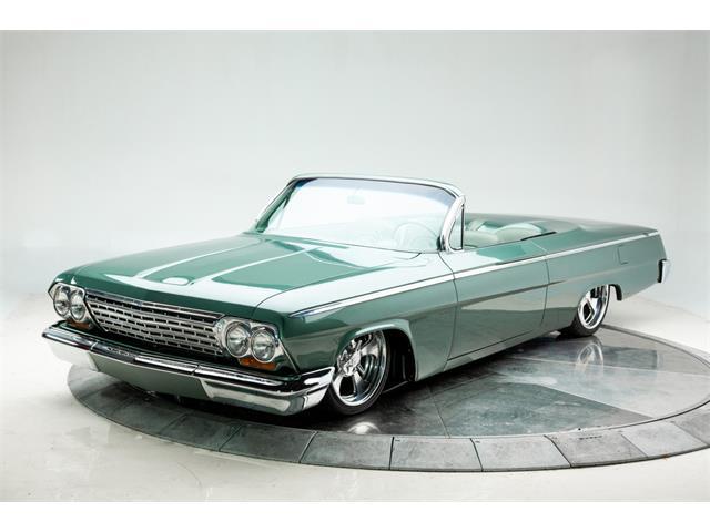 1962 Chevrolet Biscayne (CC-1302293) for sale in Scottsdale, Arizona