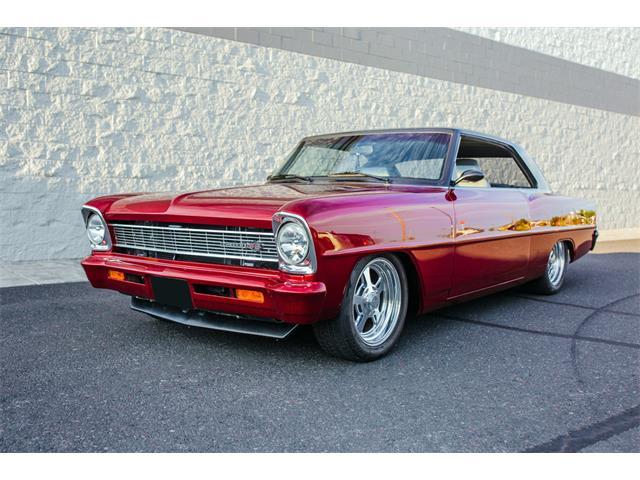1966 Chevrolet Chevy II Nova SS