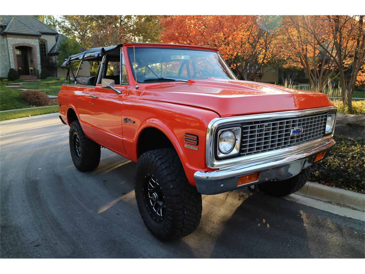 1972 Chevrolet Blazer (CC-1302302) for sale in Scottsdale, Arizona