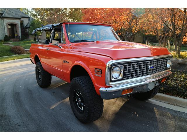 1972 Chevrolet Blazer (CC-1302302) for sale in Scottsdale, Arizona