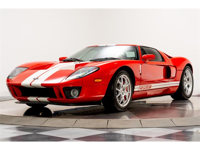 2005 Ford GT (CC-1302319) for sale in Scottsdale, Arizona