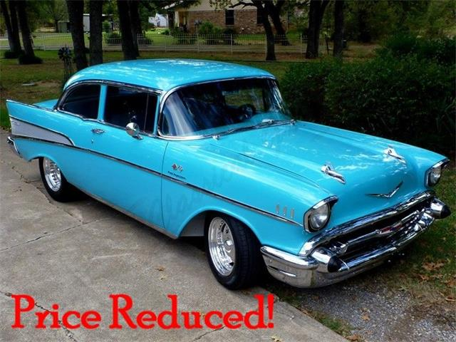 1957 Chevrolet 210 (CC-1302335) for sale in Arlington, Texas