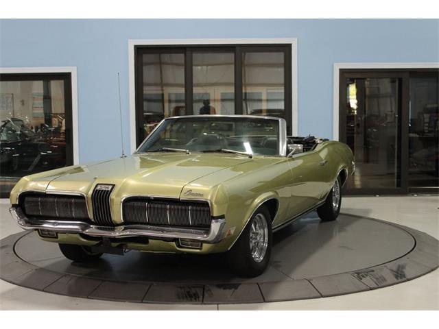 1970 Mercury Cougar (CC-1302341) for sale in Palmetto, Florida