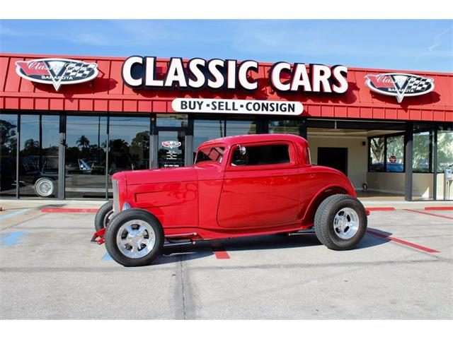 1932 Ford Coupe (CC-1302345) for sale in Sarasota, Florida