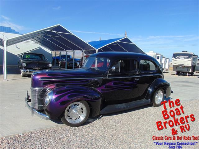 1940 Ford Sedan (CC-1302355) for sale in Lake Havasu, Arizona