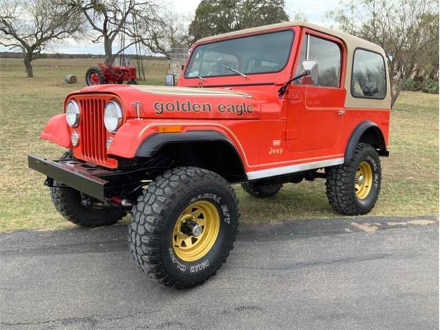 1979 Jeep CJ5 (CC-1302356) for sale in Fredericksburg, Texas