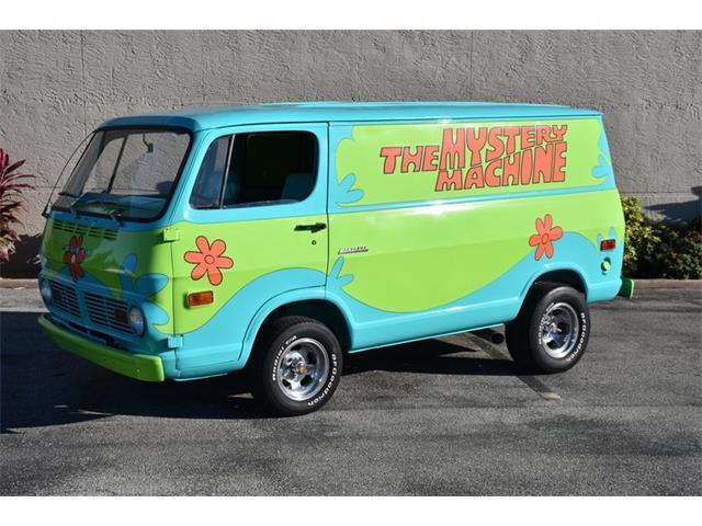 1969 GMC Handi-Van (CC-1302357) for sale in Venice, Florida