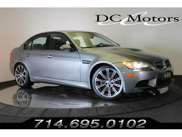 2009 BMW M3 (CC-1302362) for sale in Anaheim, California