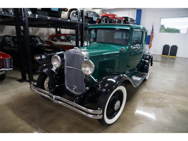 1931 Chevrolet Coupe (CC-1302367) for sale in Torrance, California