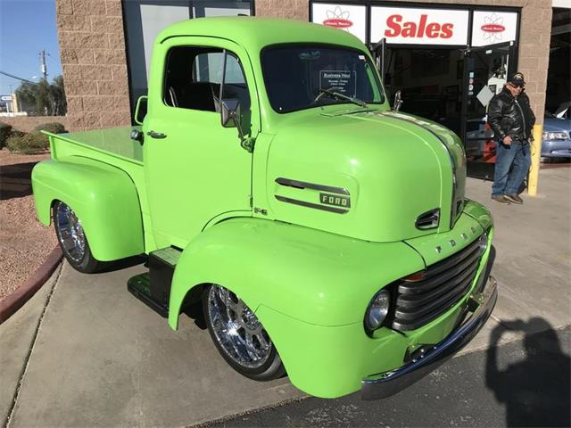 1948 Ford COE (CC-1302371) for sale in Henderson, Nevada