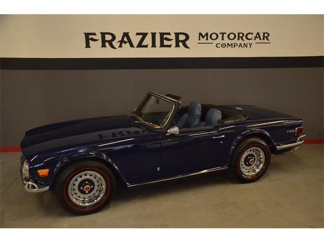 1971 Triumph TR6 (CC-1302372) for sale in Lebanon, Tennessee