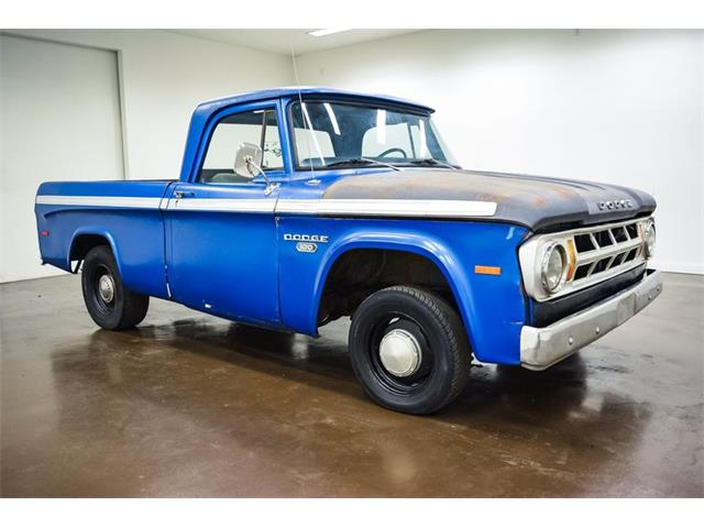 1971 Dodge D100 (CC-1302377) for sale in Sherman, Texas