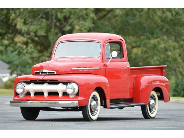 1951 Ford F1 (CC-1302378) for sale in Cookeville, Tennessee