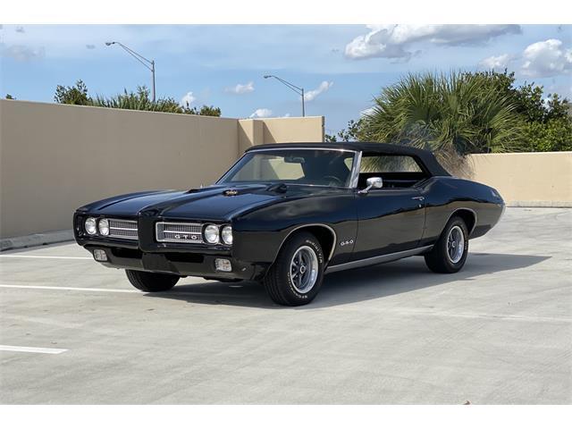 1969 Pontiac GTO (CC-1300239) for sale in Scottsdale, Arizona